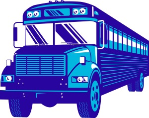 School-Bus-Blue-300x237