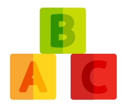 Building Blocks - A B C