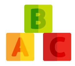 Building Blocks - A B C