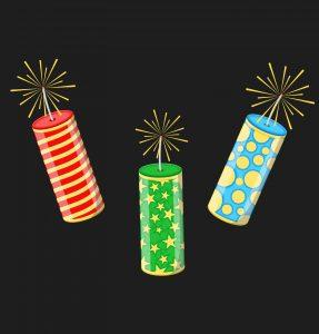 Fireworks Personal Injuries