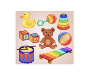 Child Care Toys - Supervision